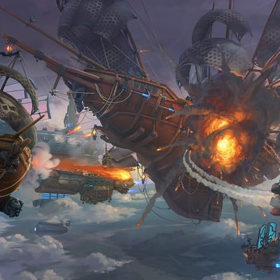 Ivan smirnov allods ships21