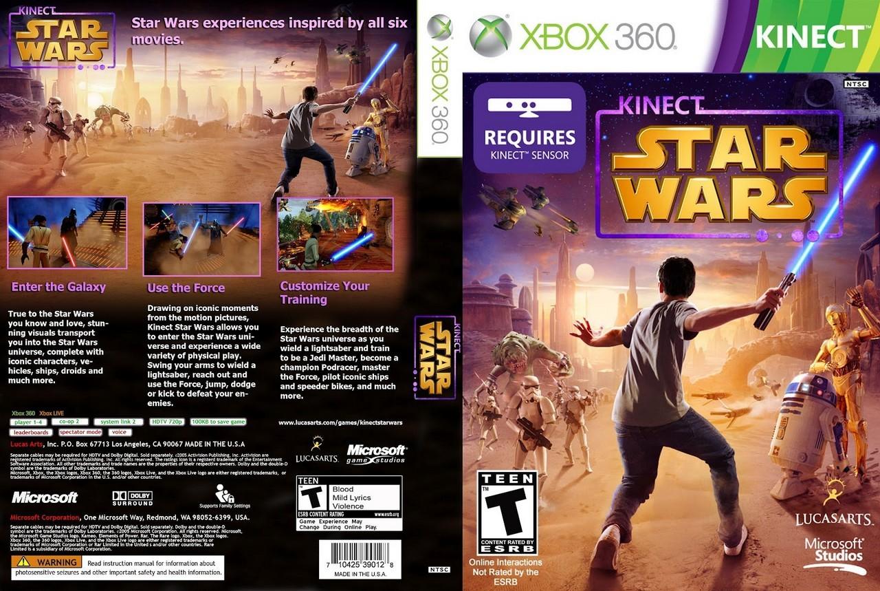 Kinect star wars wikiwand.