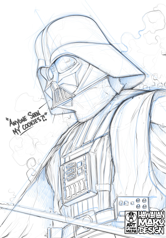 Vader - Sketch