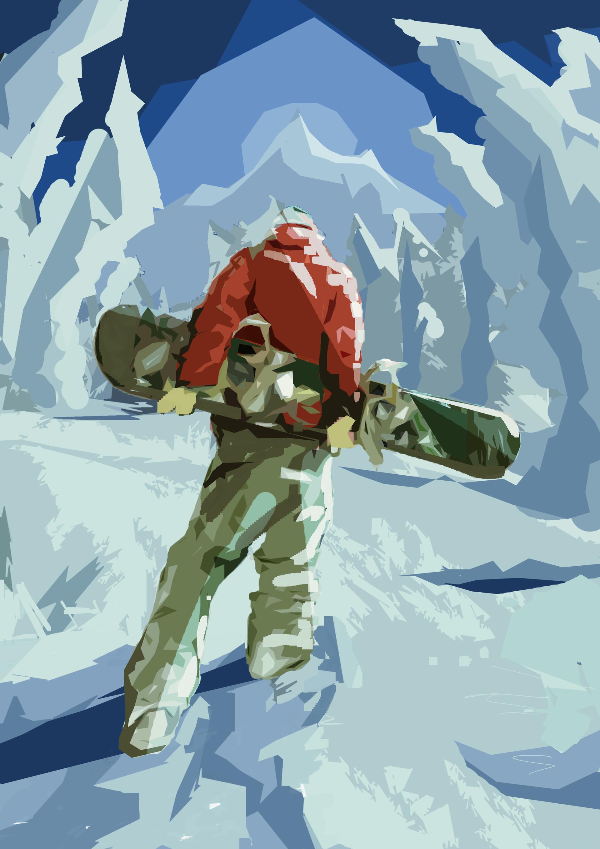 Andre mueller 20141216 snowboarder