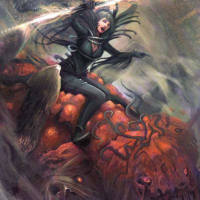 Lorenn tyr hallowen 2016fin