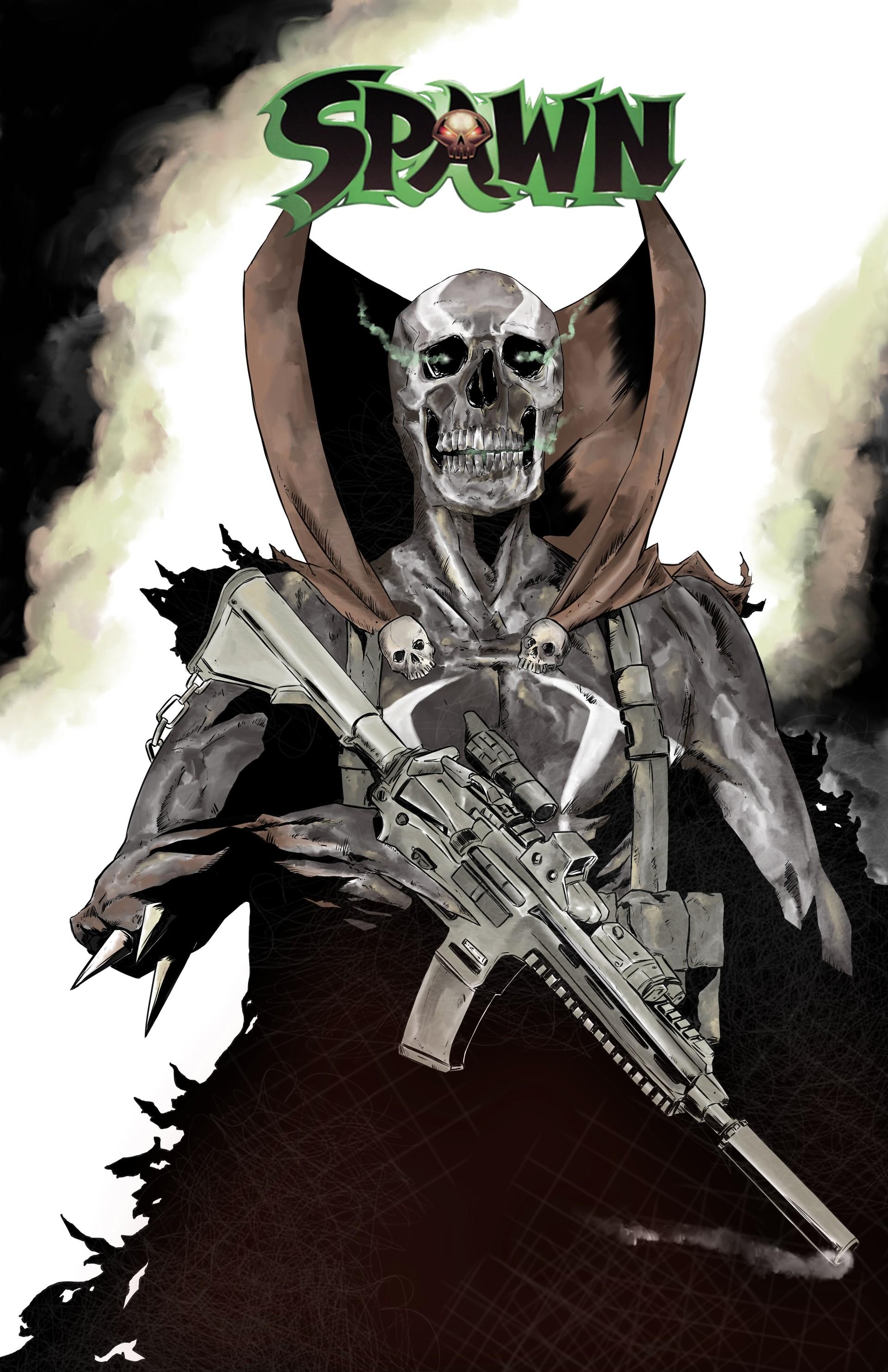 Manuel herrera araya spawn cover image