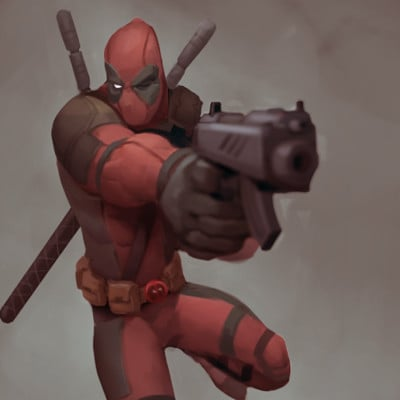 Corey smith captain deadpool