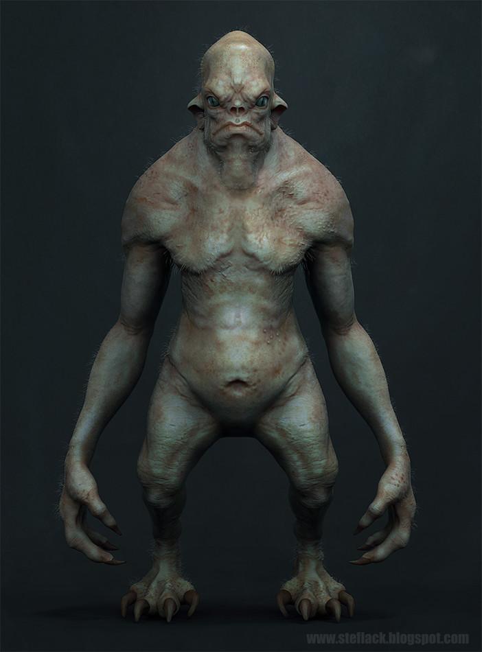 Ste flack creature26