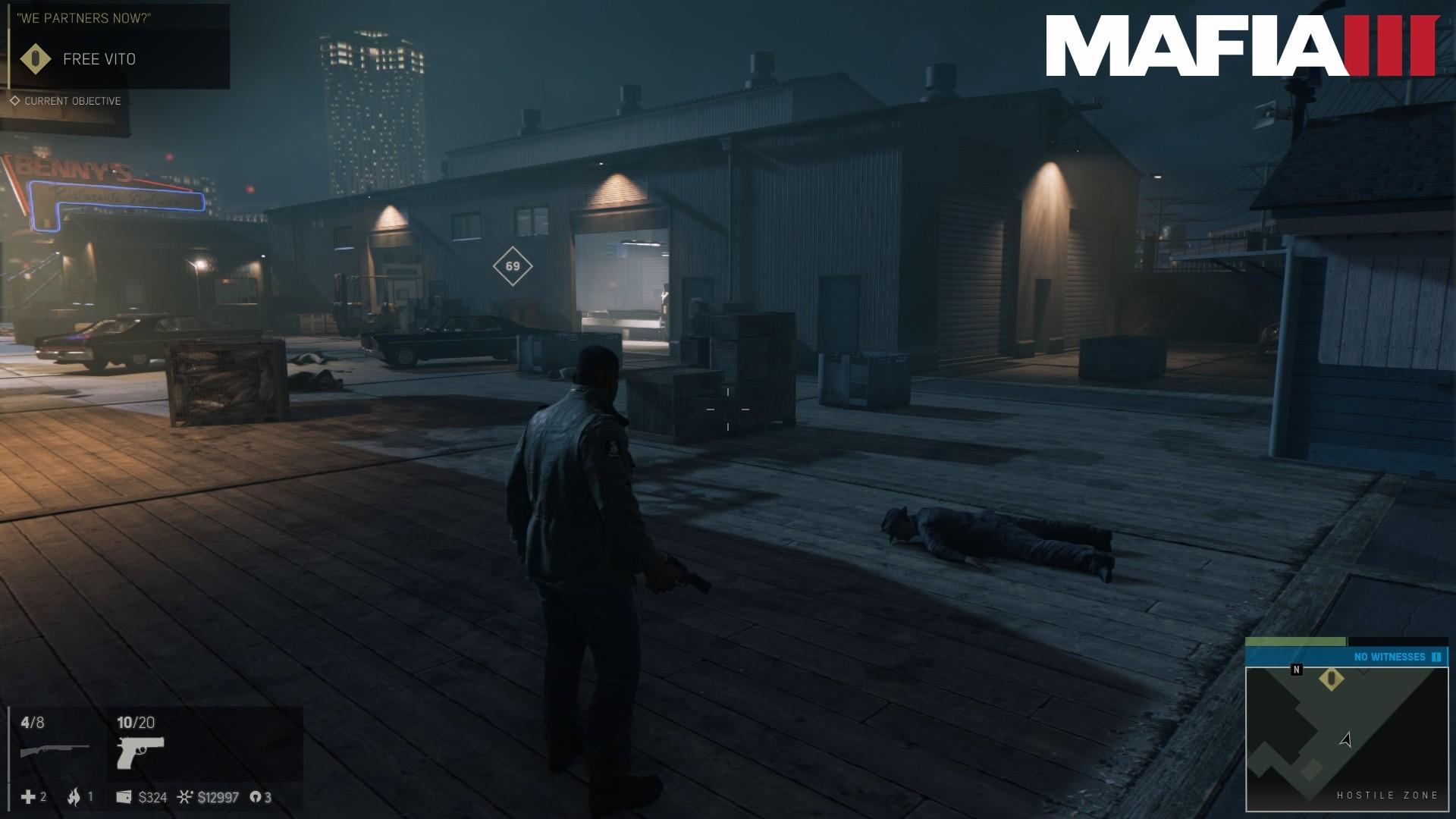 Miro Kolarik - MAFIA 3 - Buildings - Vito's safehouse