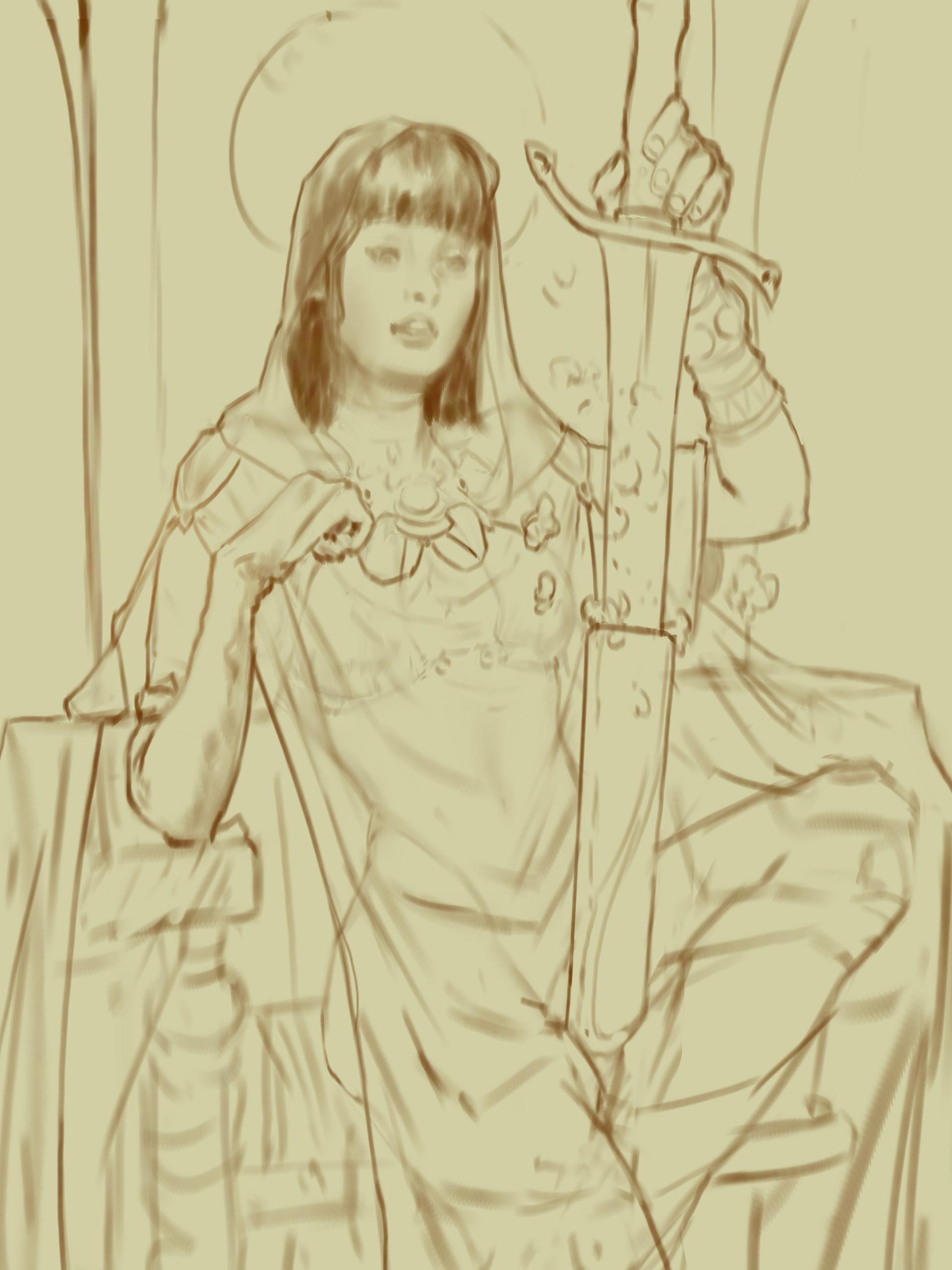 John silva martial goddess madial reg 1