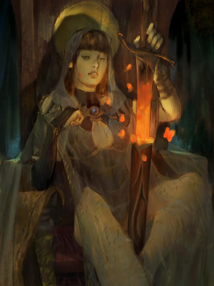 John silva martial goddess madial reg 3