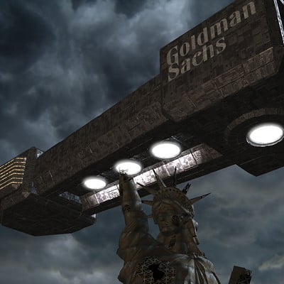 Guilhem bedos european dream copyrighted