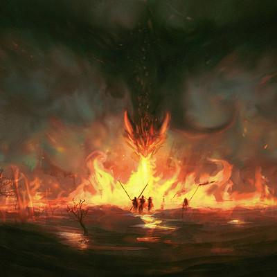 Anato finnstark dragon fireh