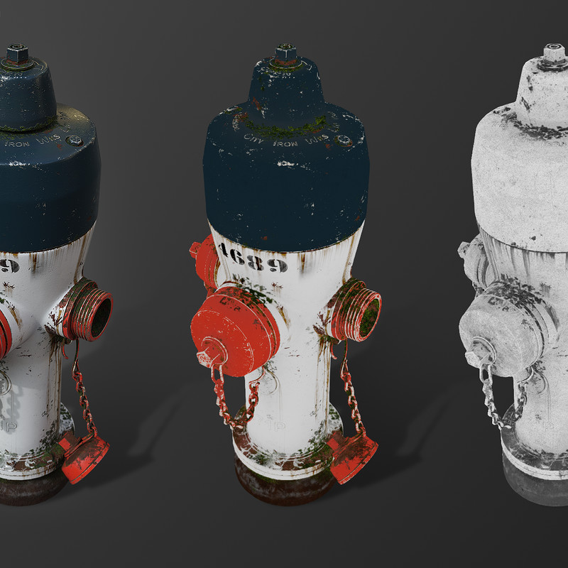 Fire Hydrant - Breakdown