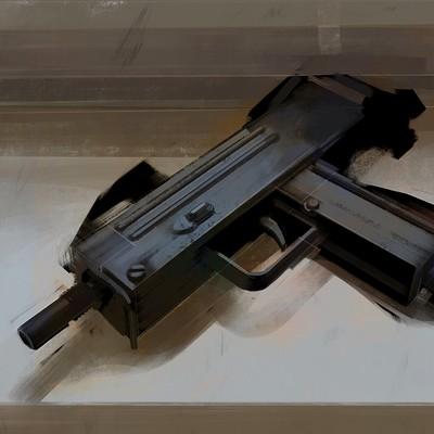 Guenter zimmermann plastic weapon