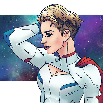 Andrew sebastian kwan power girl by andrewkwan damlwva