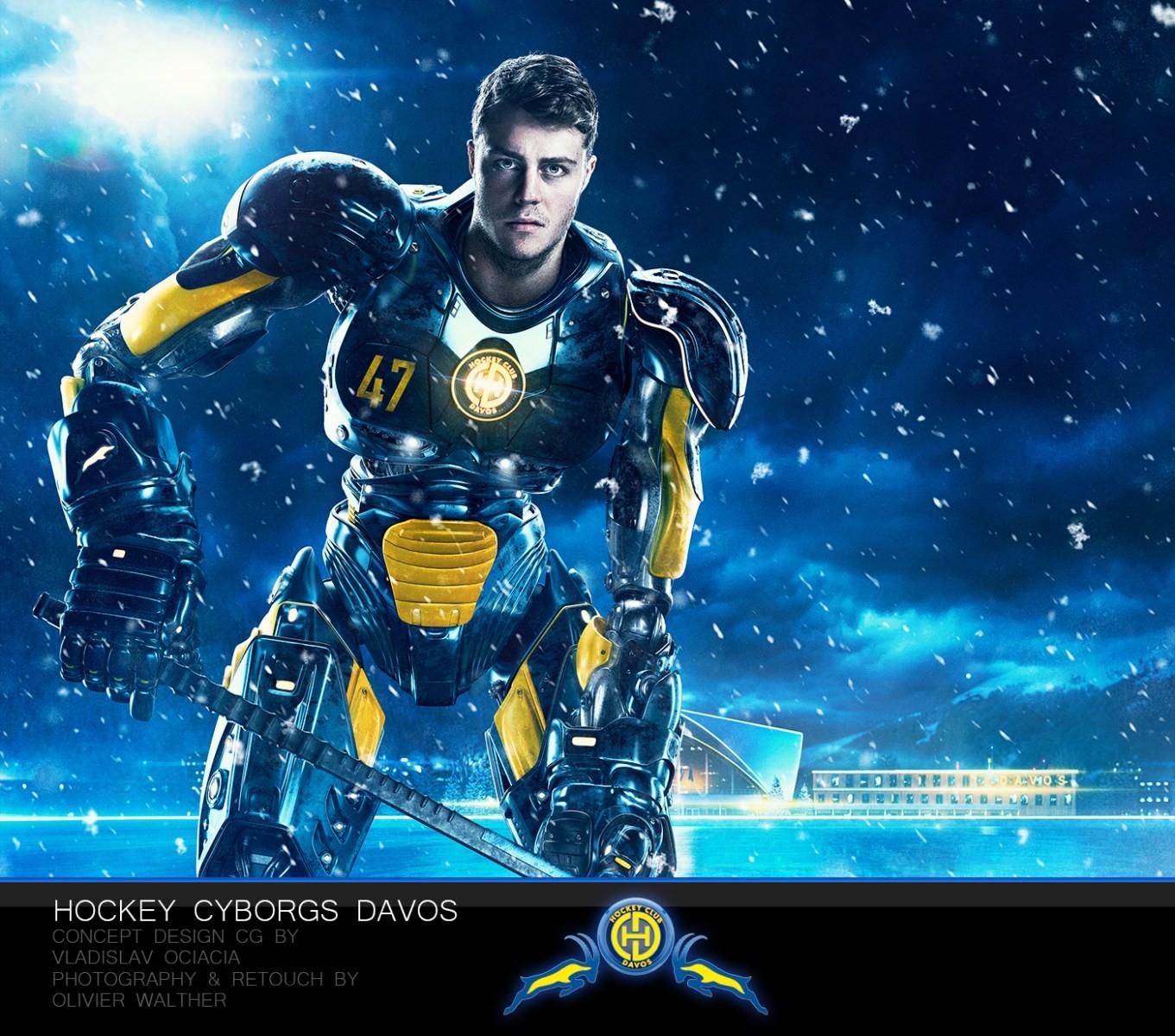 Vladislav ociacia hockey player robots 1