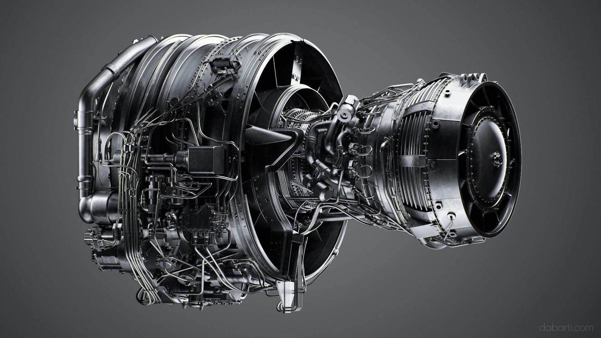 Tomasz Wyszolmirski Jet Engine Episode 1