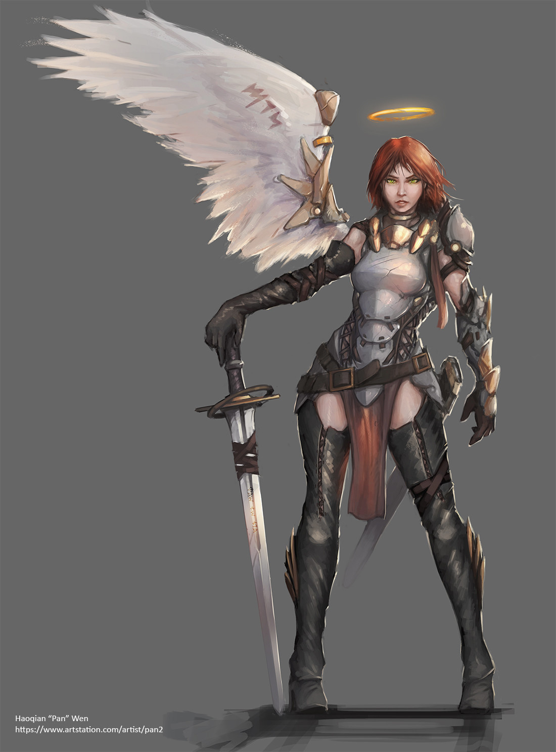 Sera - Character Concept