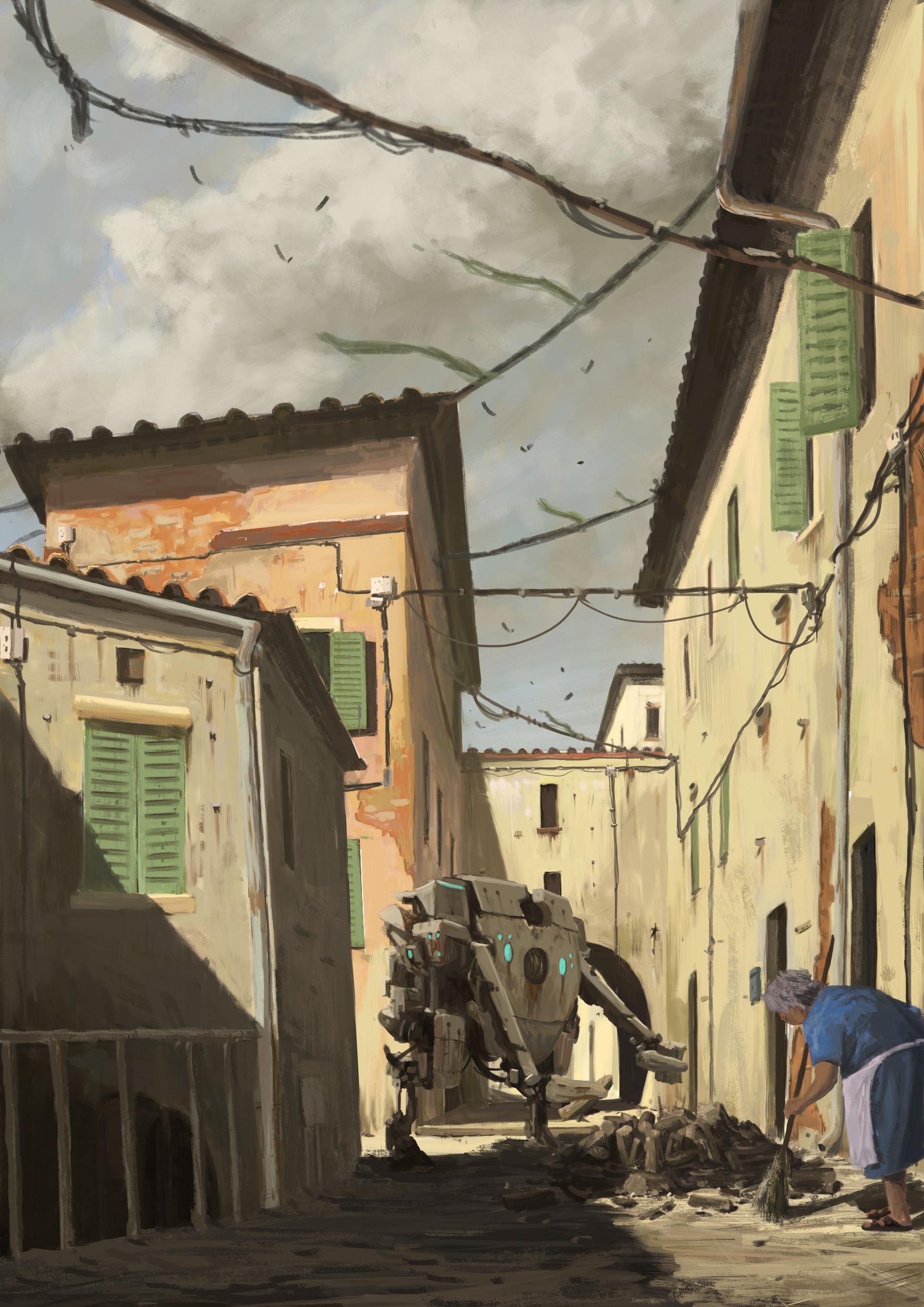 Duncan halleck tuscany 2035