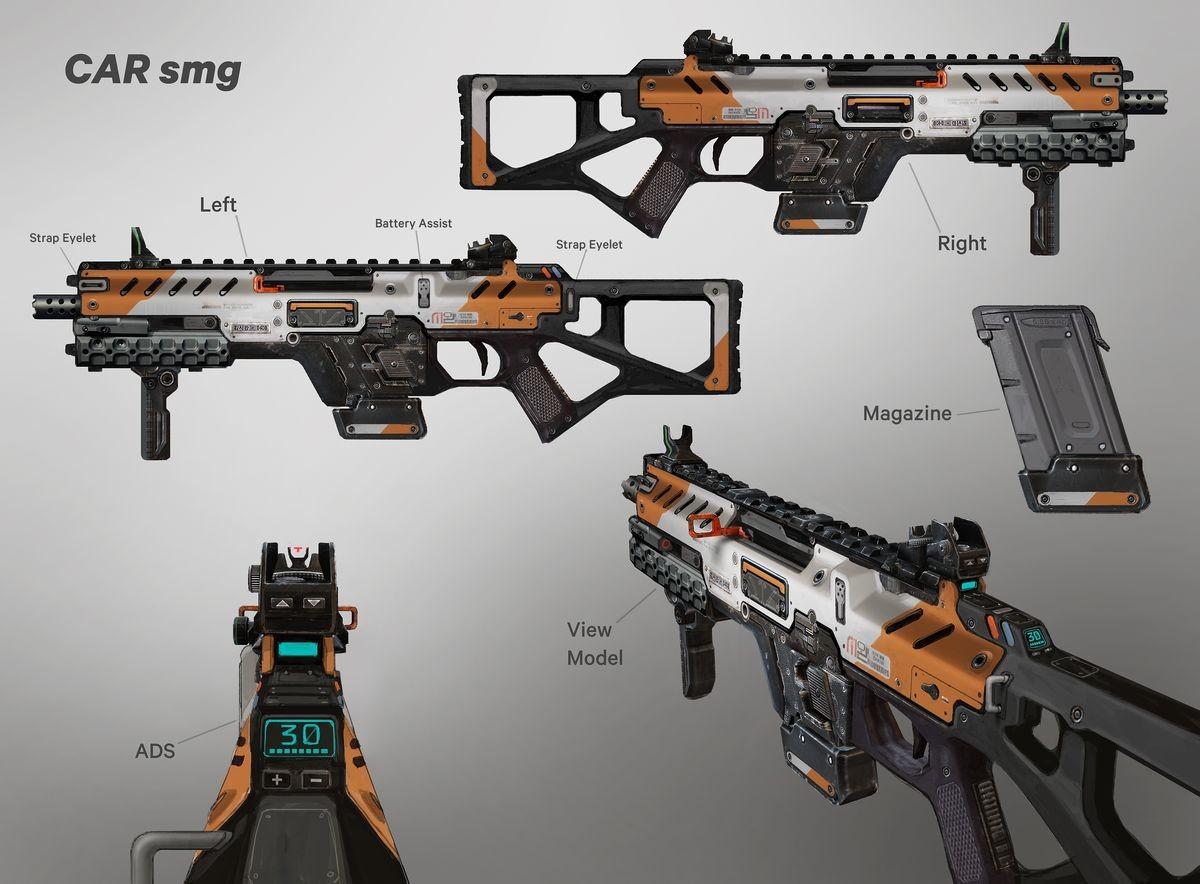 titanfall weapons minecraft mod - HD1200×884
