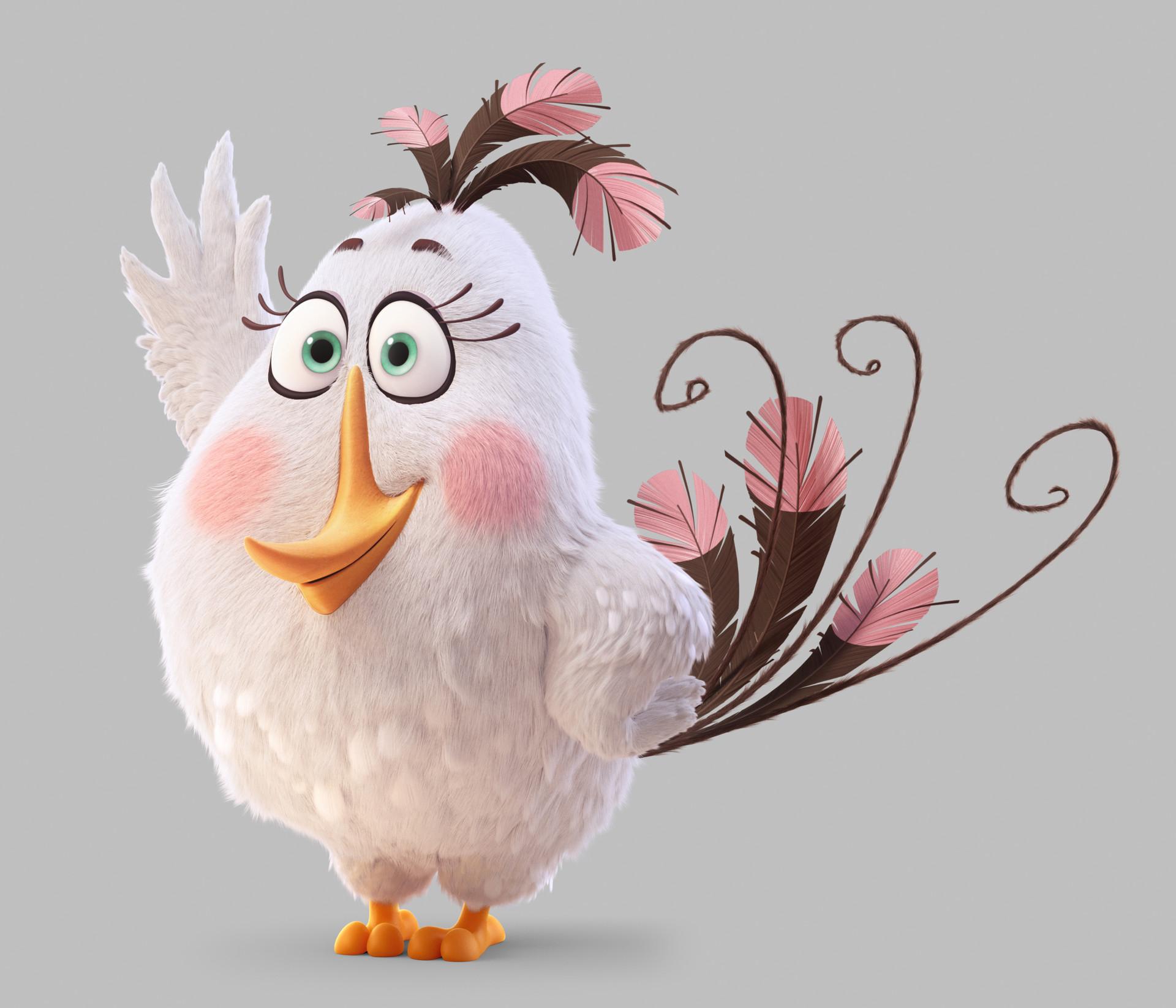 Artstation The Angry Birds Movie Jonatan Catalan Navarrete