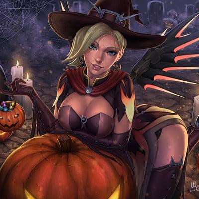 Mirco cabbia mercy witch 2 4