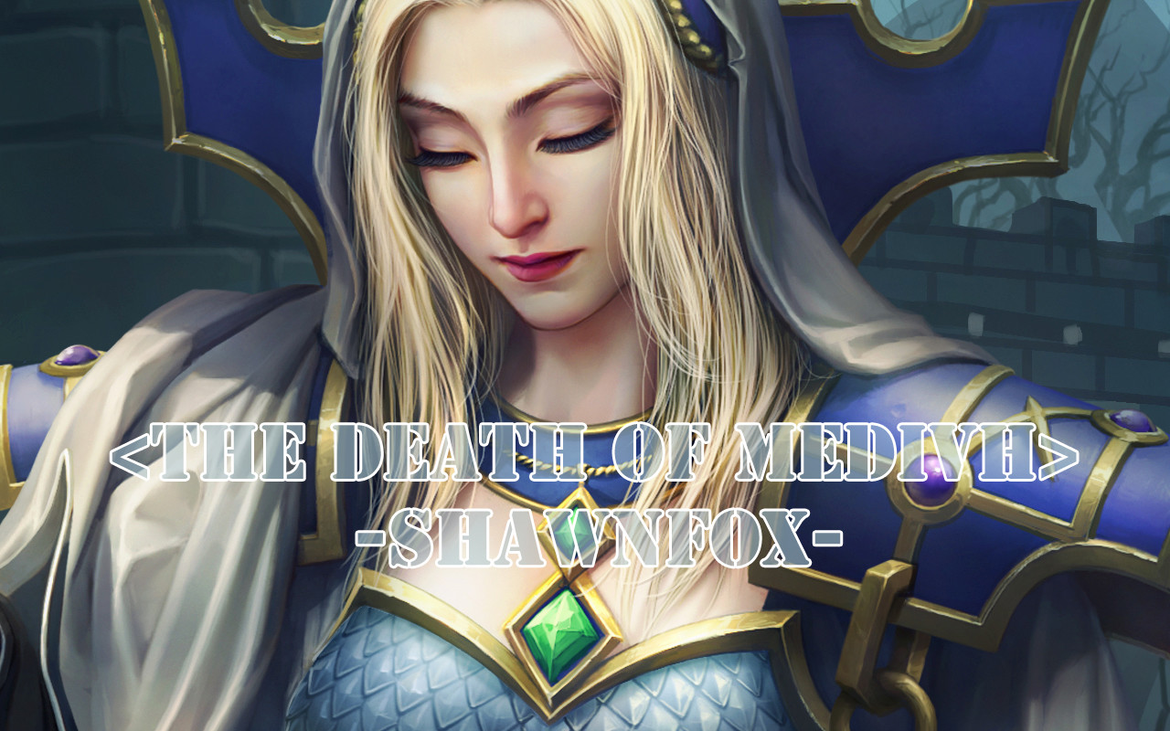 Shawn fox the death of medivh 02