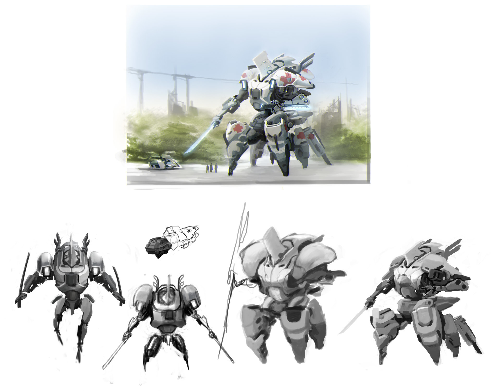T d chiu tems tech sketches