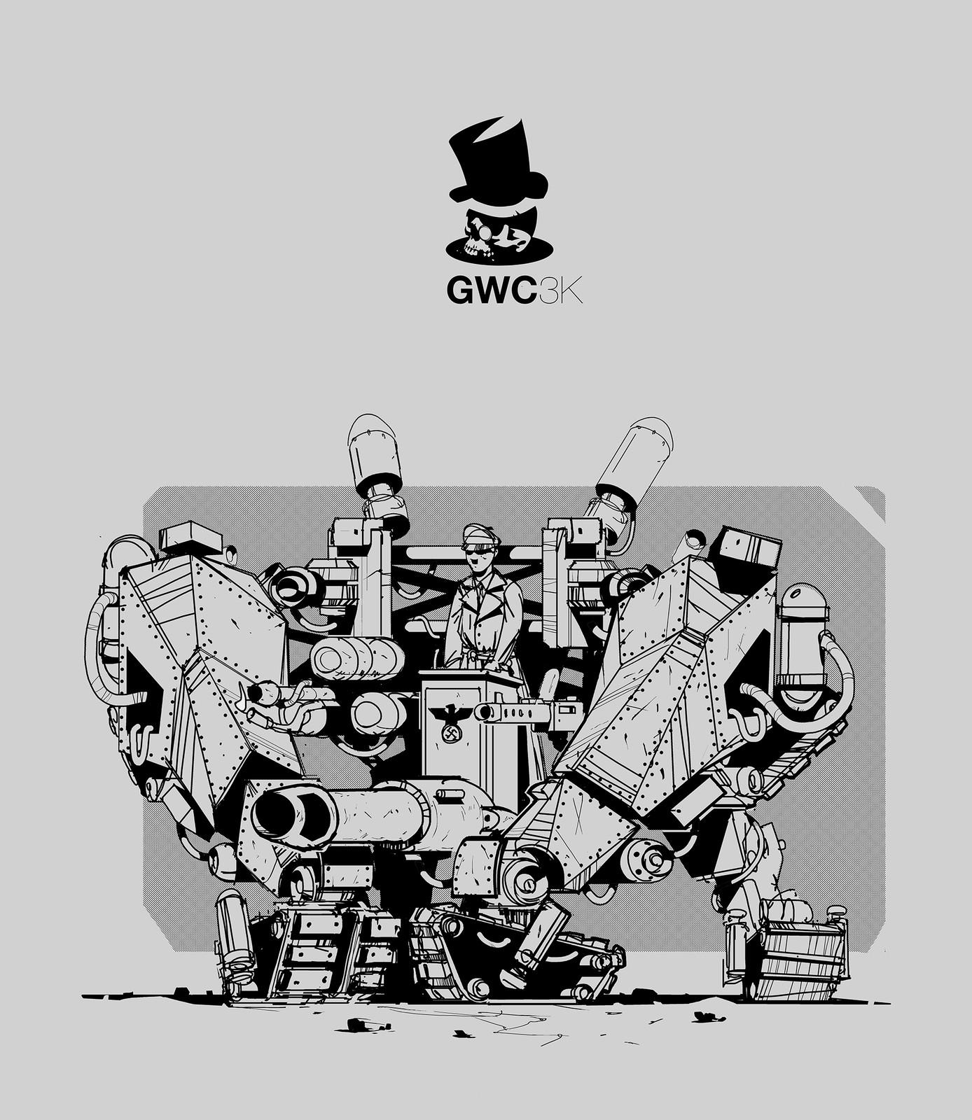 Gentlemen's Wash Club 3000 - Concept Art