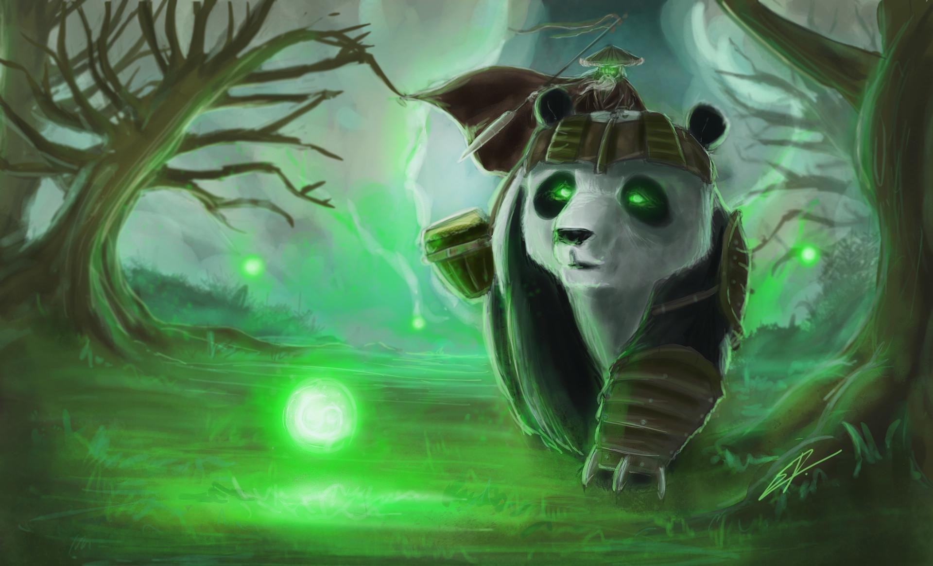 Spencer ford felfire panda