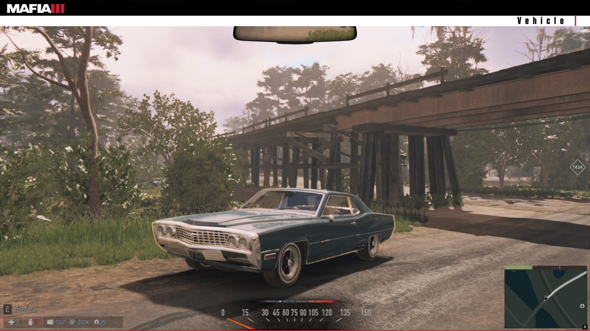 Artstation Muscle Car Vehicle For Mafia 3 Game Scythgames Studio