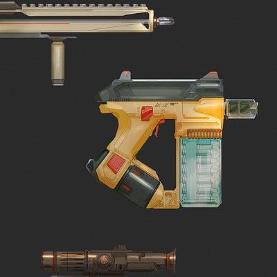 Ned rogers gun