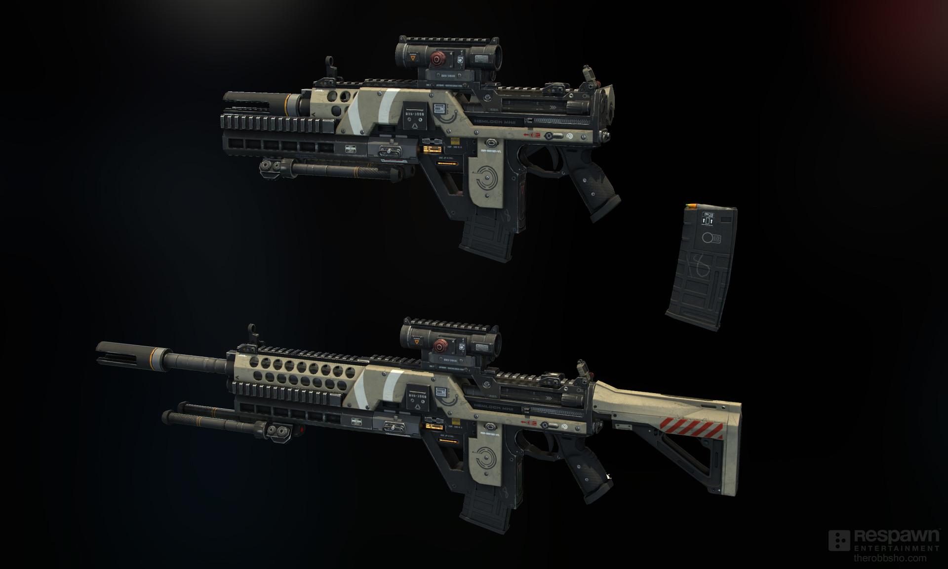 titanfall weapons minecraft mod - HD1920×1154