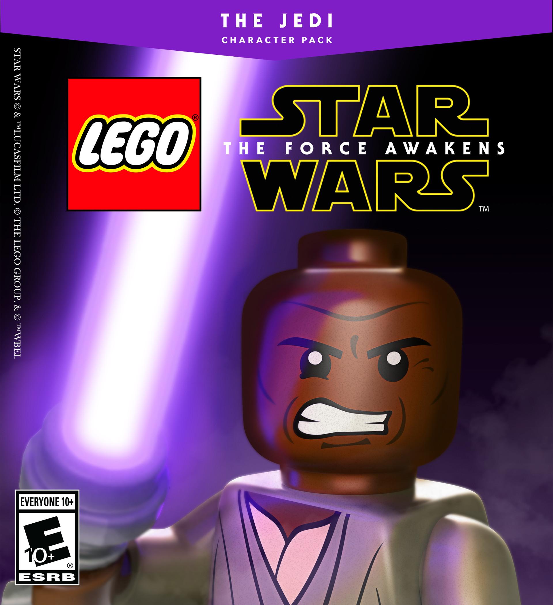 curtis gordon - lego star wars  the force awakens