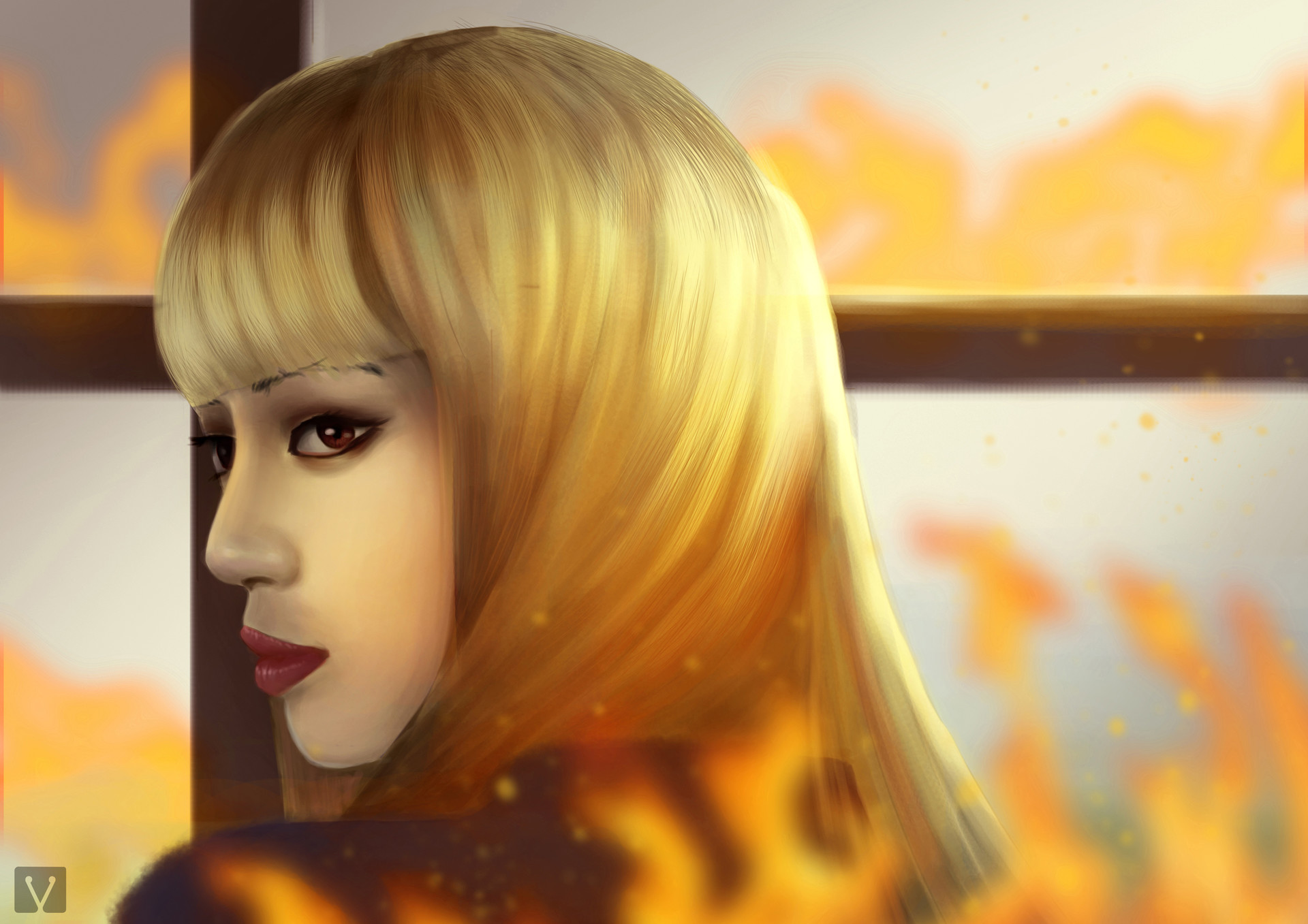 Marvin Pham Playing With Fire Ft Lisa