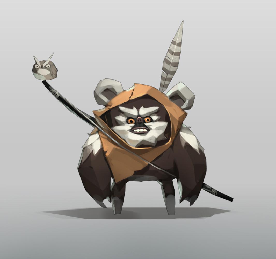 Ewok ranger