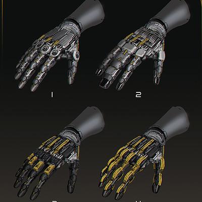 Albert urmanov 215 hand