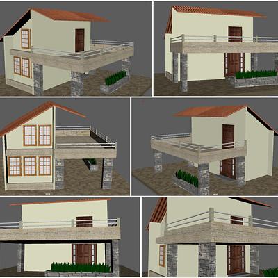 Rajesh sawant house