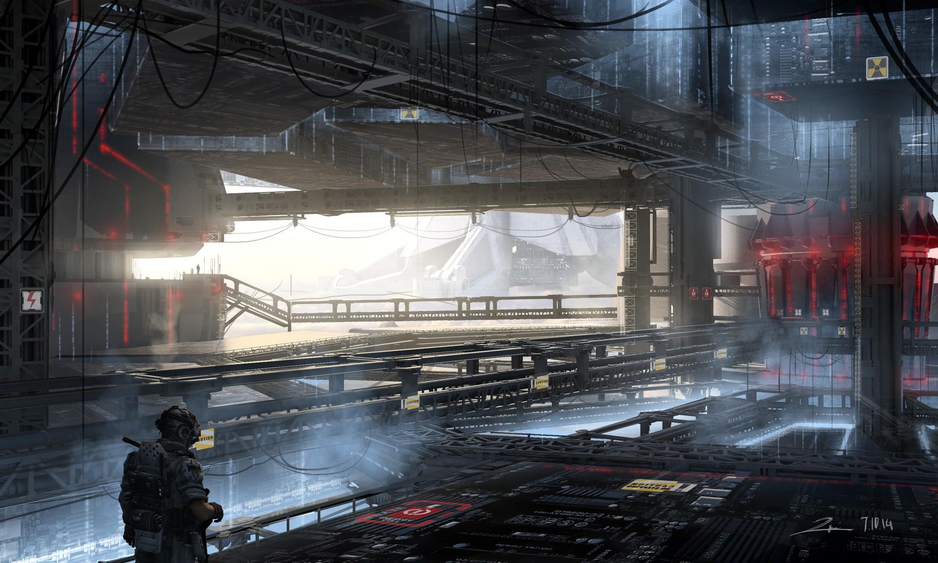 Tu bui planetary core mining interior