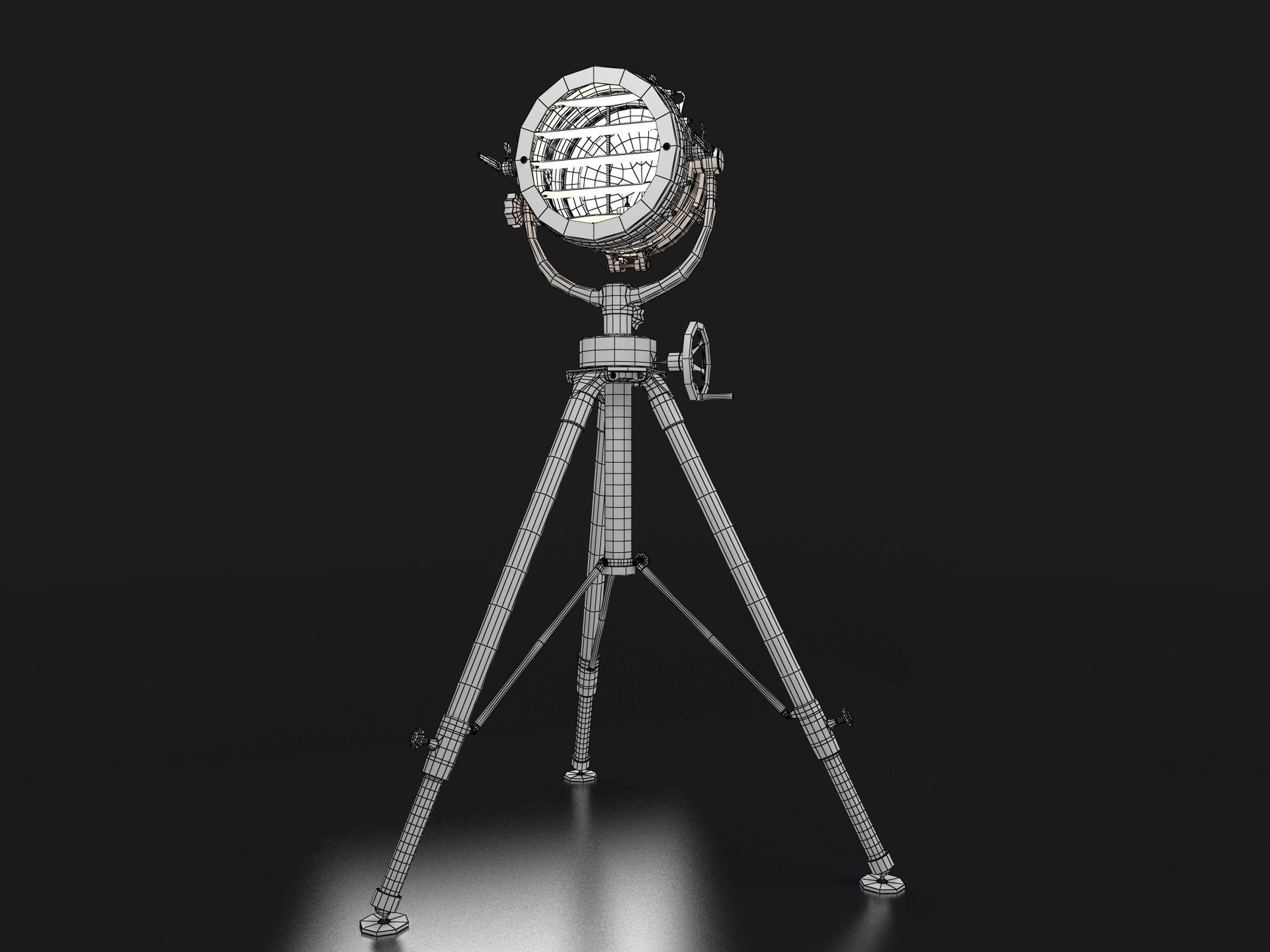 Royal master sealight floor lamp - Vladislav Dimant Eich Rgb Color Edge0002