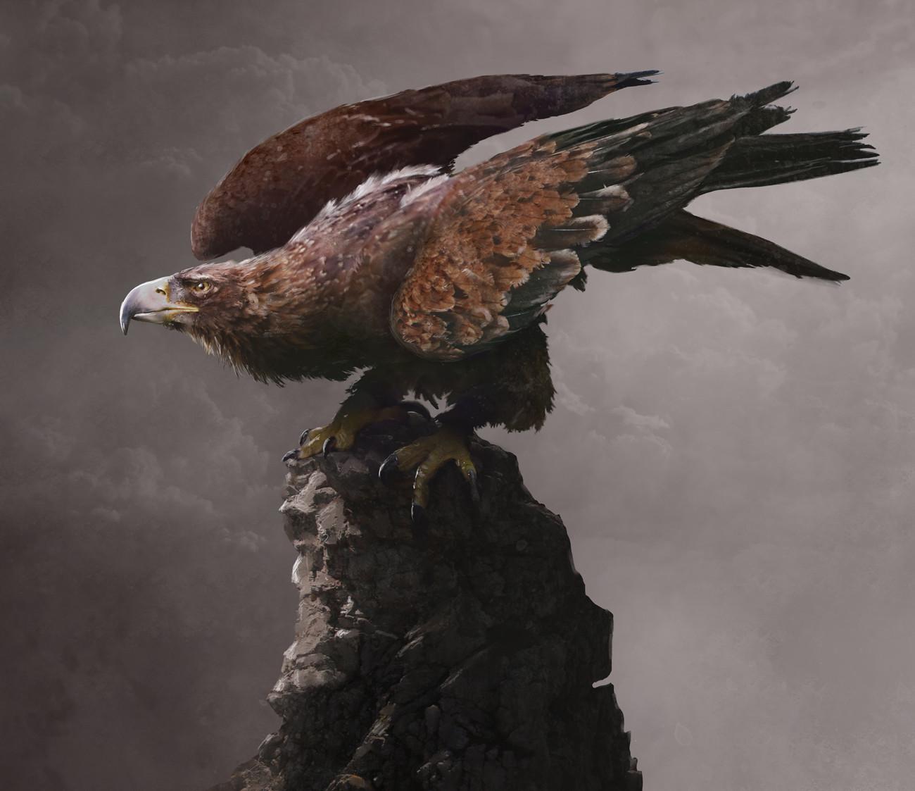 Guillem h pongiluppi 15 mythic battles caucasuian eagle