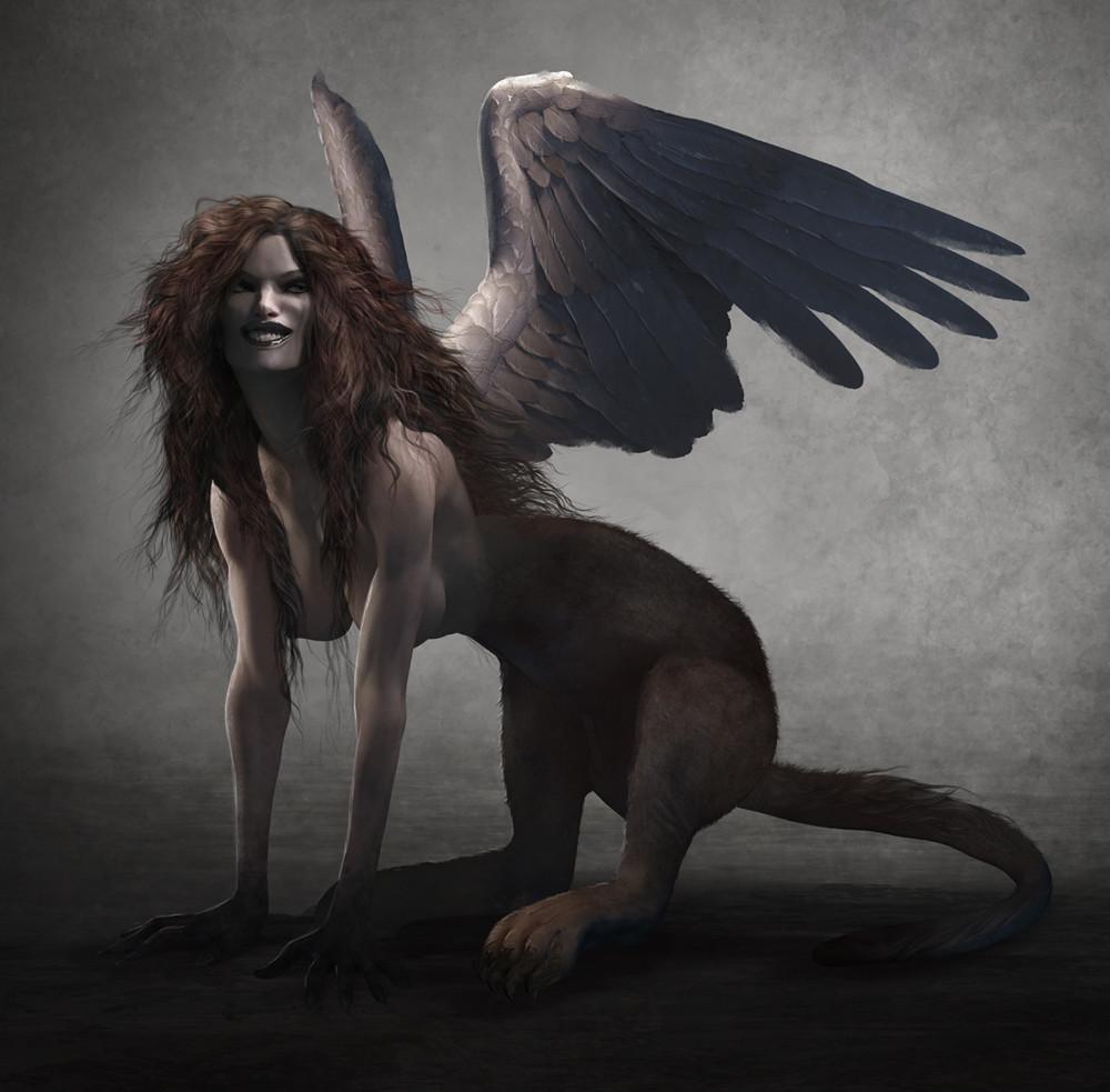 Guillem h pongiluppi 12 mythic battles sphinx guillemhp