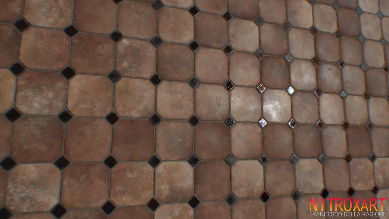 Fantastic 12X24 Ceiling Tile Tall 12X24 Ceramic Tile Patterns Clean 1930S Floor Tiles 1X1 Ceramic Tile Youthful 2 X4 Ceiling Tiles Yellow3D Glass Tile Backsplash ArtStation   Ceramic Tiles Substance, Francesco Della Ragione