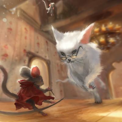 Brent minehan cat atk