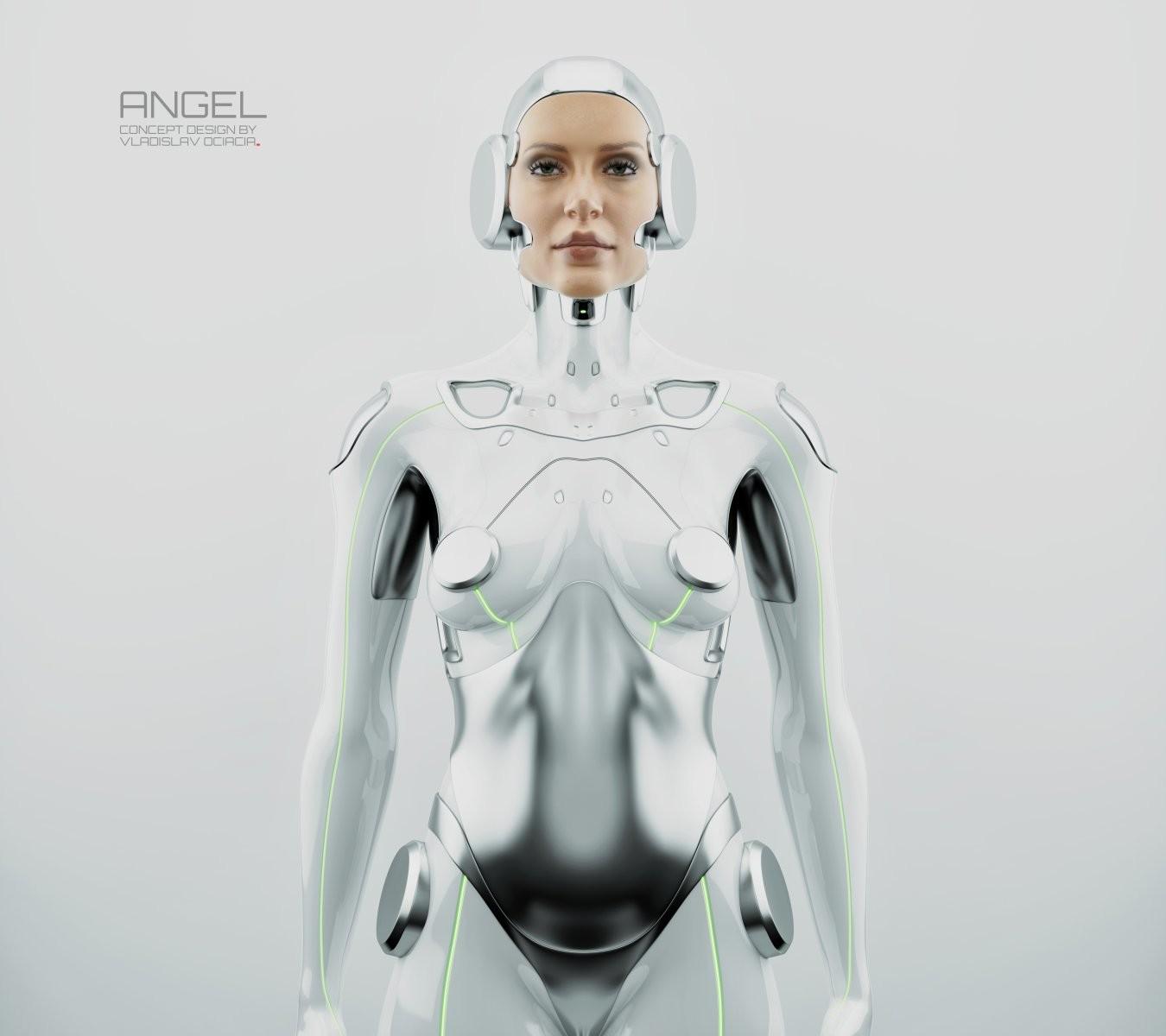 Vladislav ociacia robot woman 3