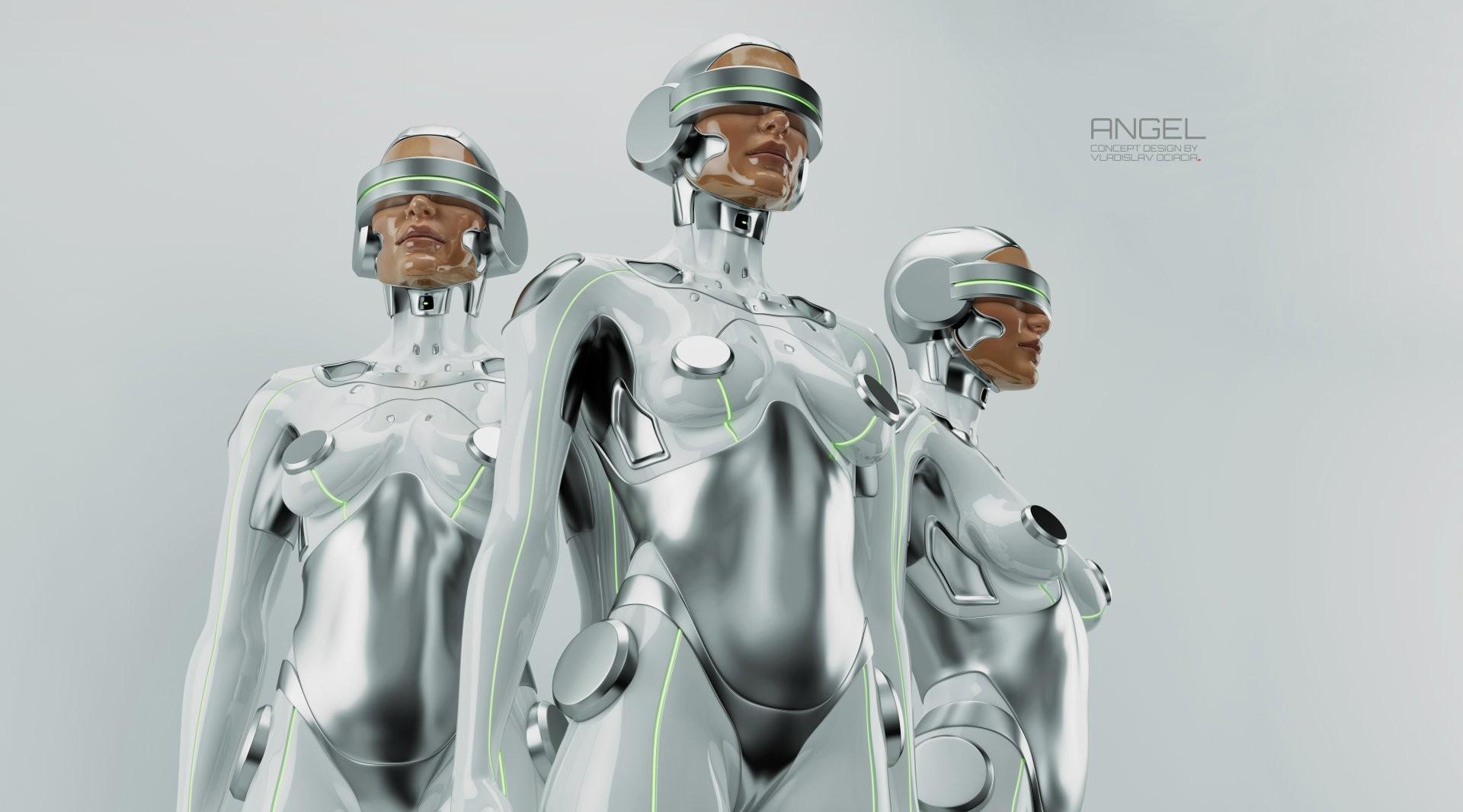Vladislav ociacia robot woman 4