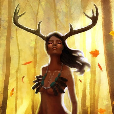 David sanhueza game o gami immortal deerwoman1