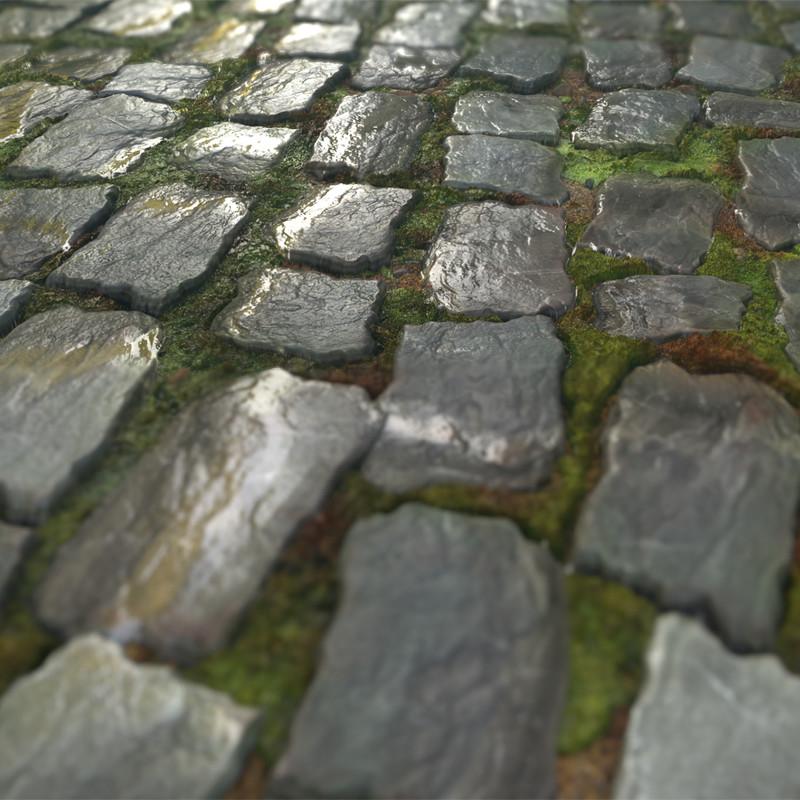 Gosforth Cobble Stone