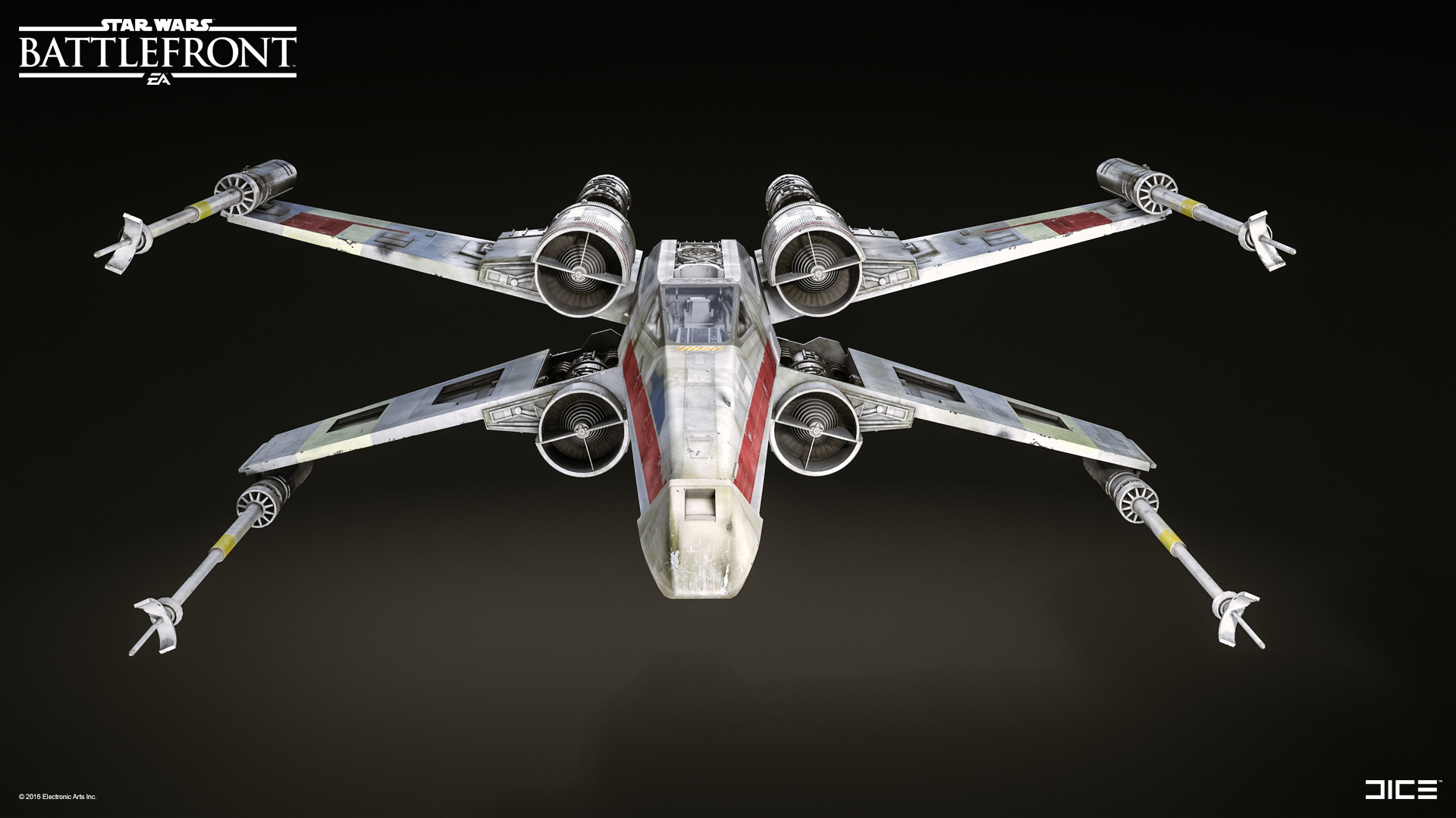 Andreas Ezelius Star Wars Battlefront X Wing