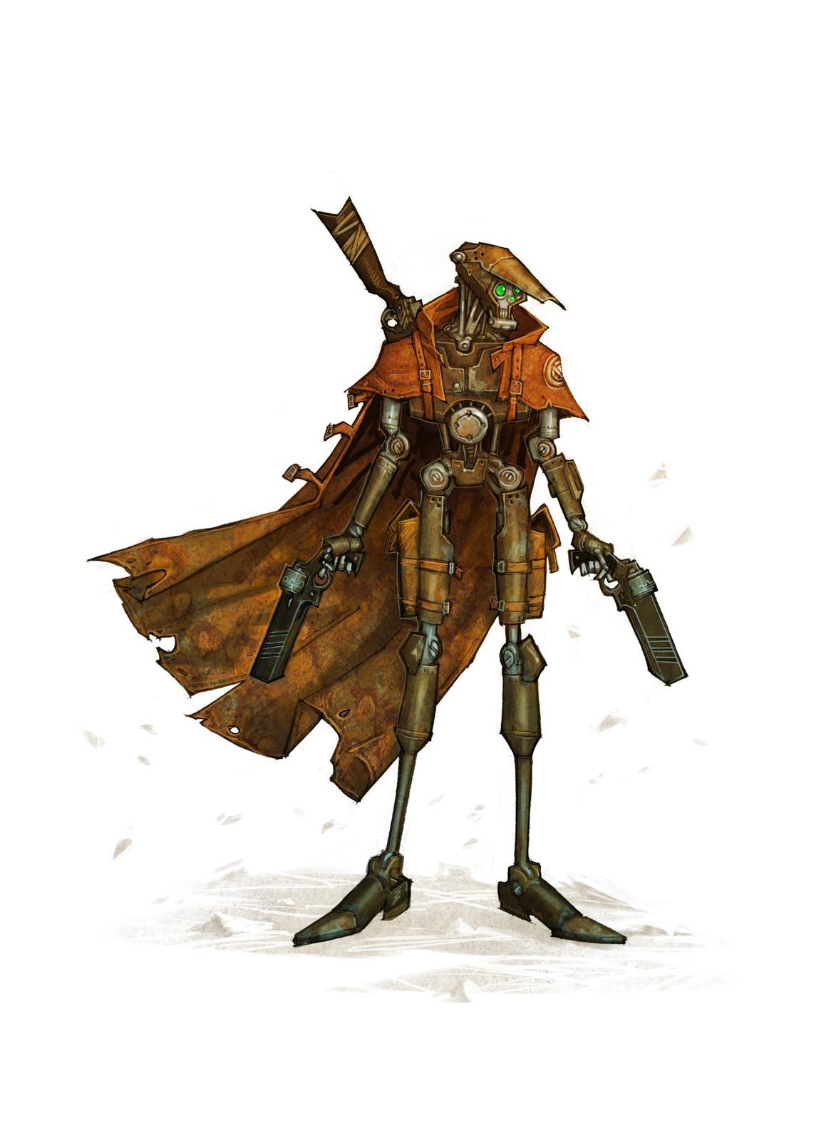Rogue Stars - Gunslinger