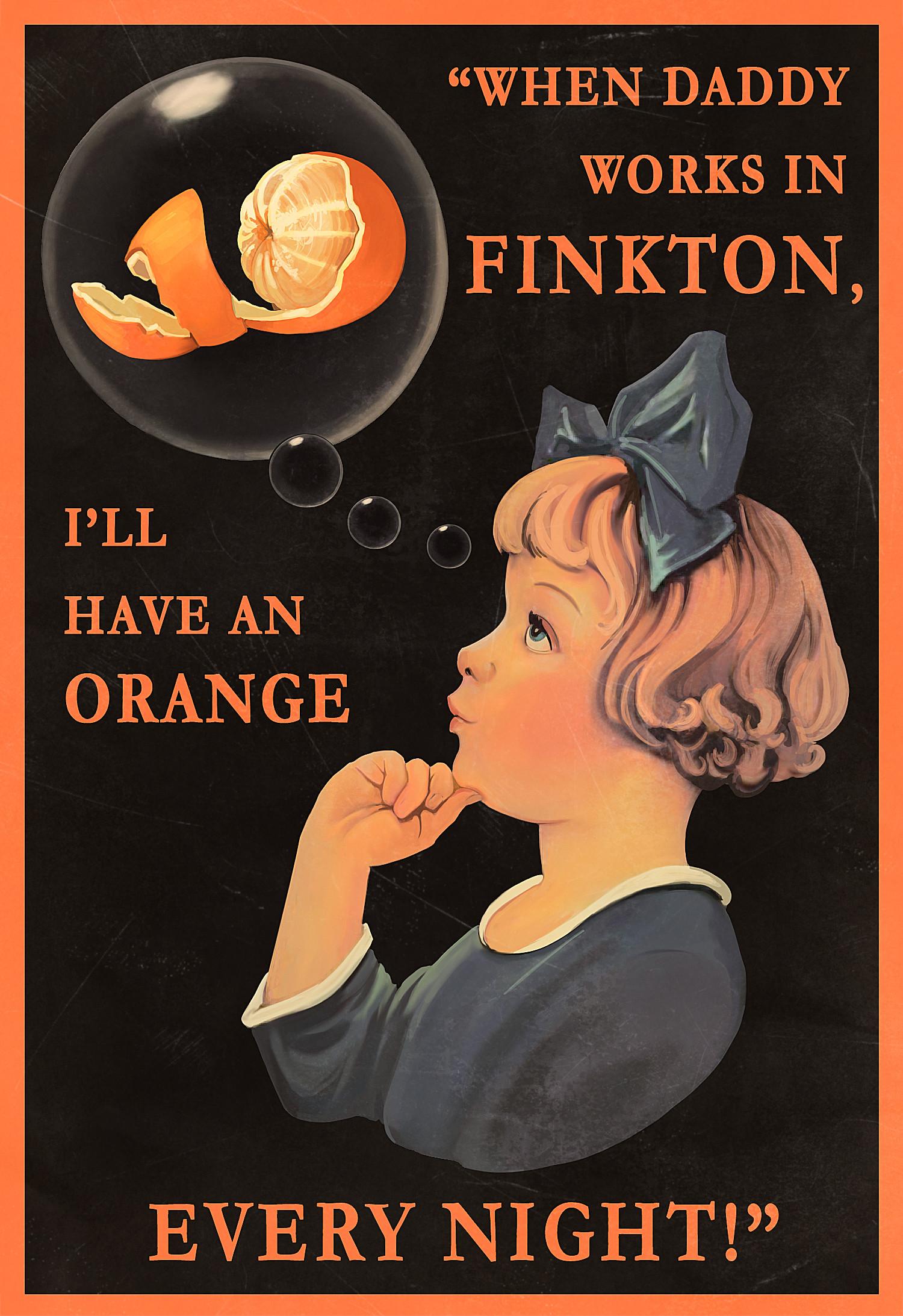 Laura zimmermann davila factorysignage oranges