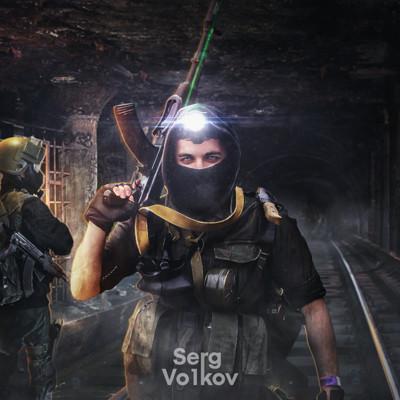 Sergey volkov t metro