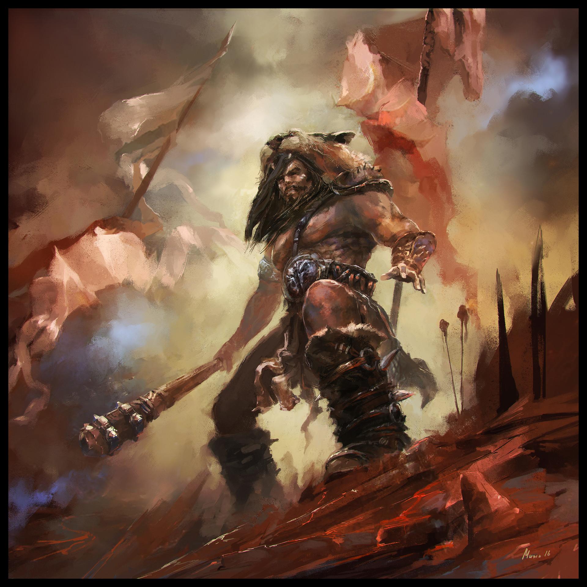 Sergey musin sergey musin warrior fromsouth